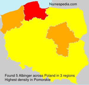 Albinger