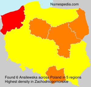 Ansilewska - Poland