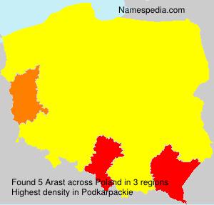 Arast