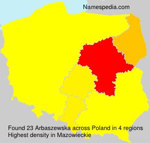 Arbaszewska