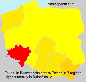 Baczmanska