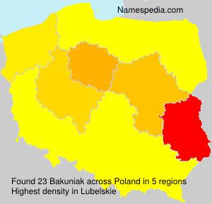 Bakuniak