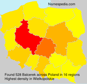 Balcerek - Poland