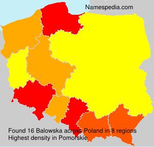 Balowska