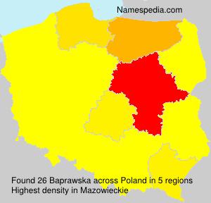Baprawska