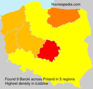 Barcki