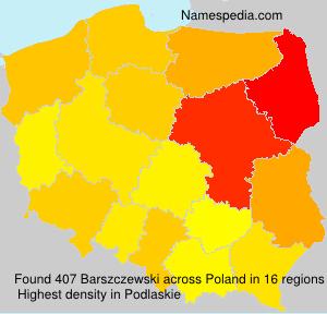 Barszczewski