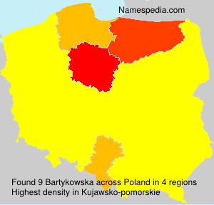 Bartykowska