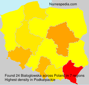 Bialoglowska