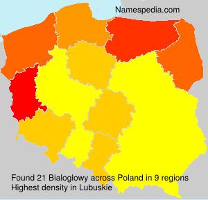 Bialoglowy