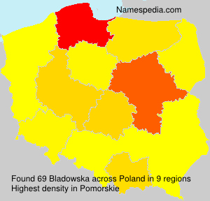Bladowska