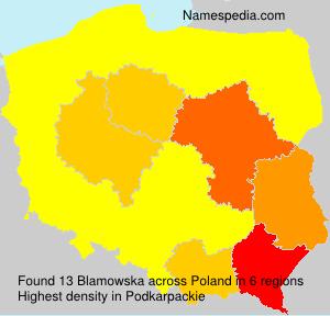 Blamowska