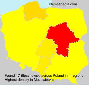 Blesznowski