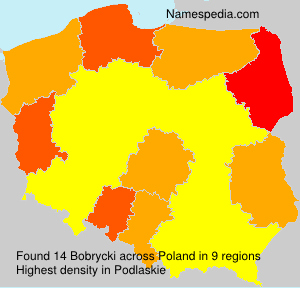 Bobrycki