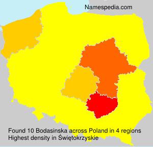 Bodasinska