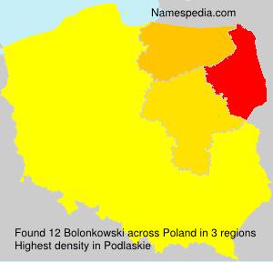 Bolonkowski