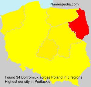 Boltromiuk
