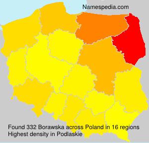 Borawska