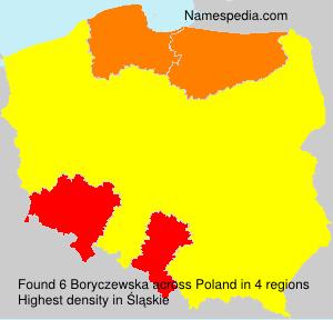 Boryczewska