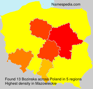 Bozinska