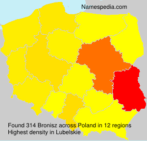 Bronisz