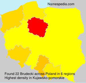 Brudecki