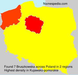 Bruszkowska