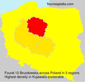 Bruzdowska