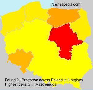 Brzozowa