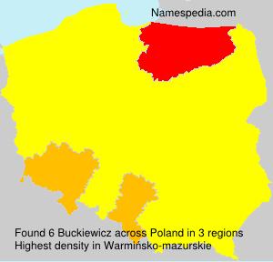 Buckiewicz