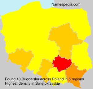 Bugdalska