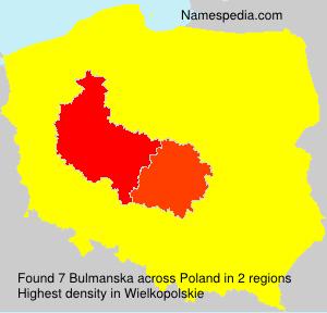 Bulmanska