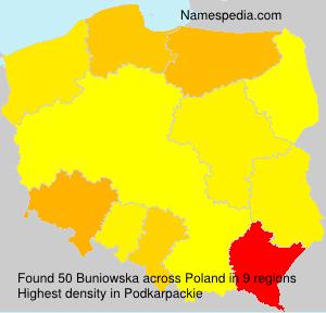 Buniowska