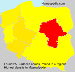 Burdecka