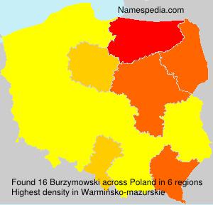 Burzymowski