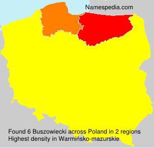 Buszowiecki