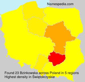 Bzinkowska
