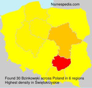 Bzinkowski