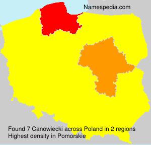 Canowiecki