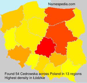 Cedrowska