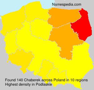 Chaberek
