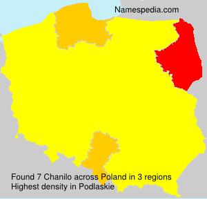 Chanilo