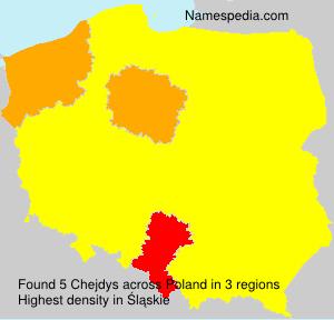Chejdys