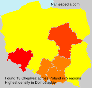 Chejdysz