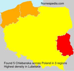 Chlebanska