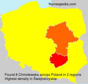 Chmolewska