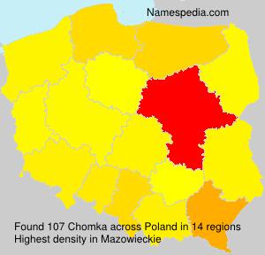 Chomka