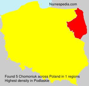 Chomoniuk