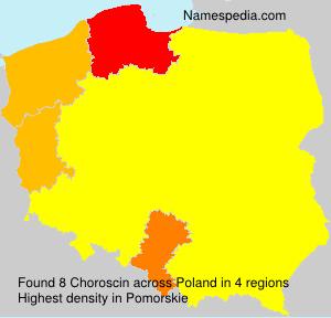 Choroscin