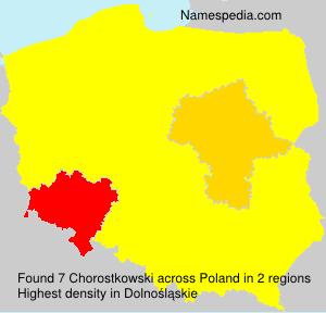 Chorostkowski